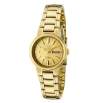 Seiko Women's SYME46K1 Automatic Gold Tone Watch