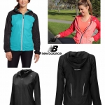 New Balance Women's Sequence Hooded Jacket