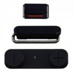อะไหล่ไอโฟน5 ปุ่มนอกสวิชย์แบบต่างๆ iPhone 5 สีดำ