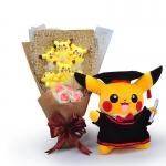 Preorder ช่อดอกไม้ Pokemon Go 5 แบบ