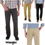Wrangler Straight Fit Five Pocket Flex Pant ( New Stock 13-07-60)