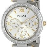 Pulsar Women's PP6109 Analog Display Japanese Quartz Gold Watch