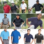 Greg Norman Technical Performance Polo