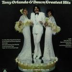 Tony Orlando & Dawn - Greatest Hits Album