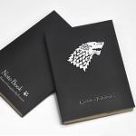 Preorder สมุดบันทึก Game of Thrones stark