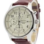 นาฬิกาผู้ชาย SEIKO Chronograph รุ่น SNDC31P1 Quartz Men's Watch
