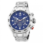Nautica Men's N19509G NST Stainless Steel Watch