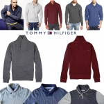 Tommy Hilfiger Shawl Neck Sweater