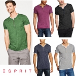 ESPRIT LAYERED EFF SHORT SLEEVE T-SHIRT