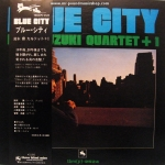 Isao Suzuki Quartet+1 - Blue City