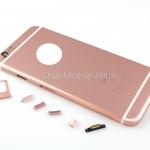 อะไหล่ไอโฟน อะไหล่ iphone บอดี้ 6s plus สีชมพู