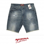 Arizona Slim Flex Jeans Shorts