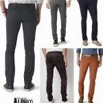 Dockers Alpha Khaki Skinny Tapered - Stretch Pants