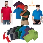 ELEVATE MEN'S DADE POLO