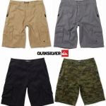 Quiksilver Measure23 Cargo Shorts