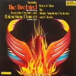 Robert Shaw / The Atlantic Symphony Orchestra - Igor Stravinsky: The Firebird (Suite, 1919 Version) / Alexander Borodin: Overtures And Polovetsian Dances From Prince Igor