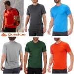 Quechua Tech Fresh Men's Short Sleeve