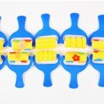 Joan Miro DIY Tool - Sponge Brush roller set of 10