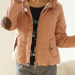 เสื้อกันหนาว แบบมี ฮูท รูดซิป กระดุมหน้า ลายจุด พร้อมส่ง ด้านในบุด้วยผ้าขนนุ่มๆ อุ่นแน่นอนค่ะ งานสวยเหมือนแบบแน่นอนค่ะ แขนยาว กระเป๋าสองข้างใช้งานได้