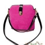 BEAUTY SECRET D กระเป๋าแฟชั่่น รุ่น 15103 New Fashion Candy - สีชมพู