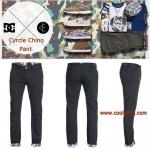 DC Cyrcle chino pants ( ใหม่ล่าสุดจาก DC )