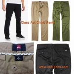 Quiksilver Class Act Chino Pant