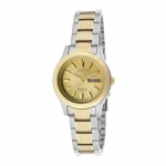 Seiko Women's SYMD92K1 Automatic Gold Tone Watch