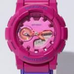 นาฬิกาผู้หญิง CASIO Baby-G For Running series รุ่น BGA-185FS-4A