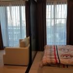ให้เช่าคอน Condolette Midst Rama 9 (คอนโดเลต มิสท์ พระราม 9) 1 ห้องนอน 1 ห้องน้ำ ชั้น10 วิวสระ ทิศเหนือ ขนาด 35 ตร.ม.