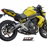 SC Project Full System GP M2 Kawasaki ER6N 2012