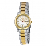 Seiko Women's SYMD90K1 Automatic Gold Tone Watch