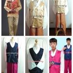 ชุดฮันบกผู้ชาย ชุดเกาหลี ชุดนานาชาติ ชุดประจำชาติ
