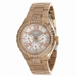 Guess Ladies'Watch Chronograph Quartz Stainless Steel W0111L3