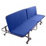 เตียงพับ 3in1 รุ่น SF01 สีน้ำเงินกรมท่า