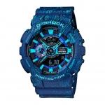 นาฬิกา คาสิโอ G-Shock GA-110TX Textile pattern series รุ่น GA-110TX-2A ของแท้ รับประกัน 1 ปี