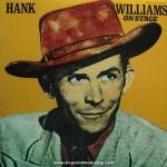 Hank Williams - On Stage