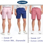 Old navy slim short