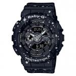 นาฬิกาผู้หญิง CASIO Baby-G รุ่น BA-110ST-1A Starry Sky Series