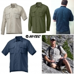 Hi- Tec Shirt (Short & Long Sleeve)