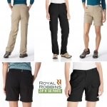 Royal Robbins Women's Classic Zip N Go Pants