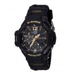 นาฬิกา คาสิโอ G-Shock GRAVITYMASTER Vintage Black&Gold รุ่น GA-1100GB-1A ของแท้ รับประกัน 1 ปี