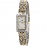 Pulsar Women's PEGE77 Crystal Jewelry Watch