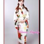 ชุดกิโมโน ชุดญี่ปุ่น ชุดยูกาตะ ชุดประจำชาติ ชุดซามูไร ให้เช่าราคาถูกสุดๆ 200-600 บาท