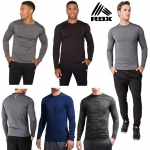 RBX Active Compression Long Sleeve Tee Shirt