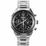 Seiko Mens Bracelet Watch Chronograph SSB067P1