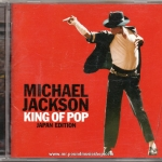 Michael Jackson - King of Pop (Japan Edition)