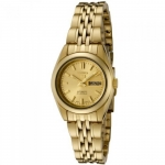 Seiko Women's SYMA38K1 Automatic Gold Tone Watch