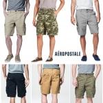 Aeropostale Reflex Twill Cargo Shorts