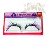 Beauty Secret D ขนตาปลอม รุ่น Diamond XMY006 (สีดำม่วง)