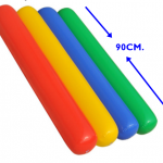 Cheer stick สำหรับทำกิจกรรมห้องเรียนเด็ก หรืองานปาร์ตี้ เซต4สี4ชิ้น